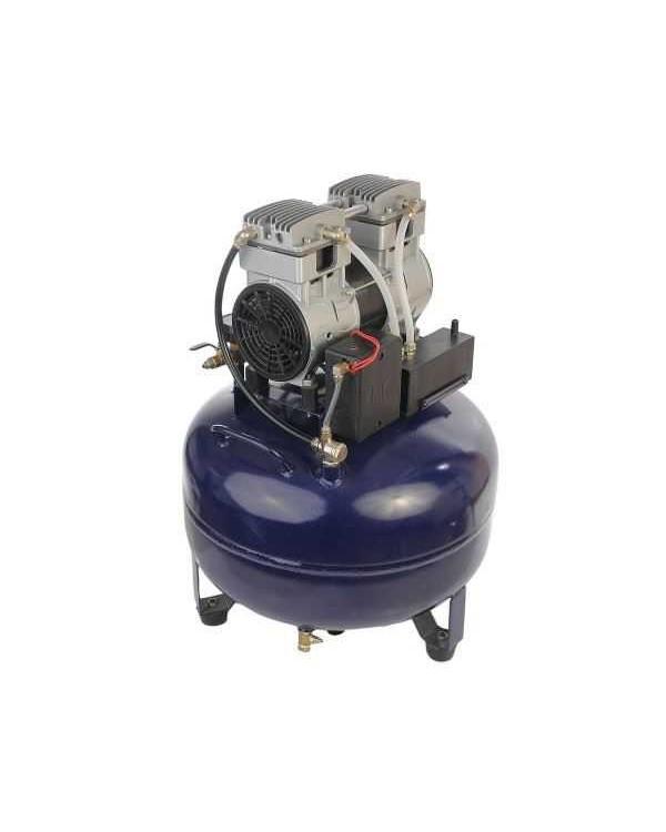 TY W-4 (ND-70) - безмасляный компрессор для одной стоматологической установки, с ресивером 30 л (75 л/мин)