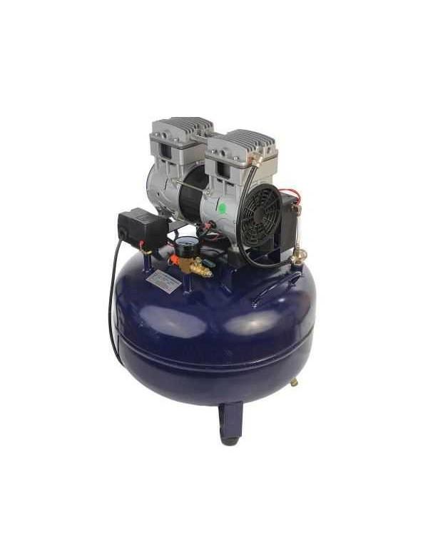 TY W-6 (ND-100) - безмасляный компрессор для 1-2 стоматологических установок, с ресивером 35 л (100 л/мин)