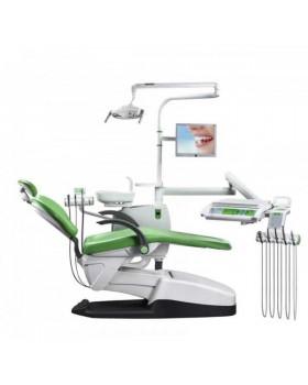 VALENCIA 01 - стоматологическая установка с нижней подачей инструментов
