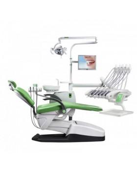 VALENCIA 01 - стоматологическая установка с верхней подачей инструментов