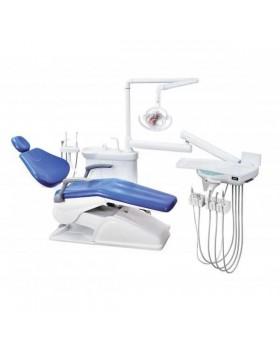 Valencia 02 E - стоматологическая установка с нижней подачей инструментов