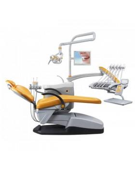 VALENCIA 02 - стоматологическая установка с верхней подачей инструментов