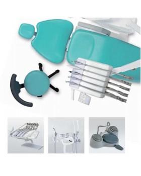 Victor 200 ADV (AM8050) - стоматологическая установка улучшенной комплектации с нижней/верхней подачей инструментов