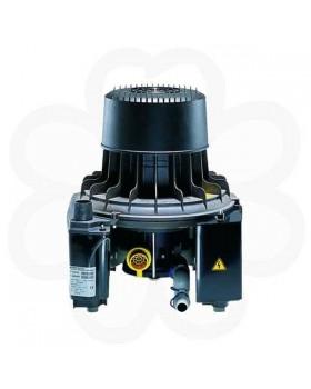 VS 300 S - вакуумная помпа с сепаратором для 2 стоматологических установок, при единовременной работе 1, без кожуха, влажная аспирация