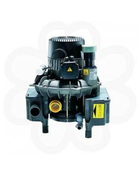 VS 600 - вакуумная помпа с сепаратором для 3 стоматологических установок, при единовременной работе 2, без кожуха, влажная аспирация