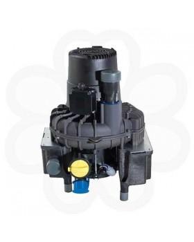VS 900 S - вакуумная помпа с сепаратором для 5 стоматологических установок, при единовременной работе, влажная аспирация
