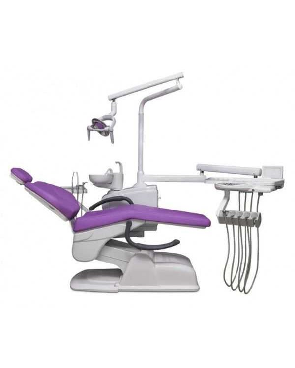 WOD330 Lux - стоматологическая установка с нижней подачей инструментов