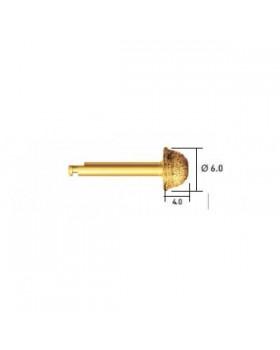 XRT 064025 - фреза грибообразная для открытого синус-лифтинга, диаметр 6,0 мм