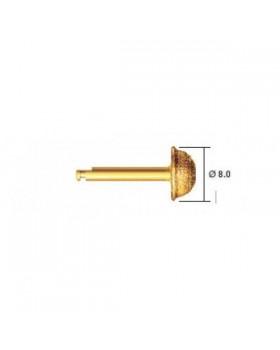 XRT 084025 - фреза грибообразная для открытого синус-лифтинга, диаметр 8,0 мм