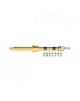 XRT 332035 - фреза шарообразная для закрытого синус-лифтинга, диаметр 3,3 мм