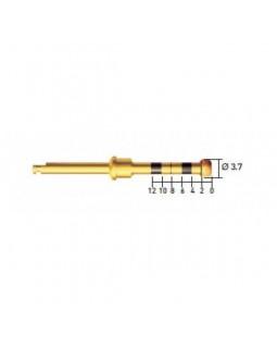 XRT 372035 - фреза шарообразная для закрытого синус-лифтинга, диаметр 3,7 мм