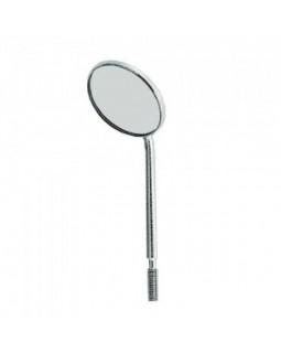 Зеркало без ручки, увеличивающее, диаметр 22 мм ( №4 ), 1 штука