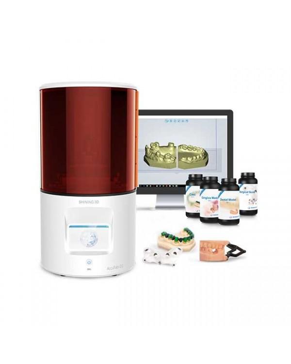 AccuFab-D1 - 3D принтер для стоматологов