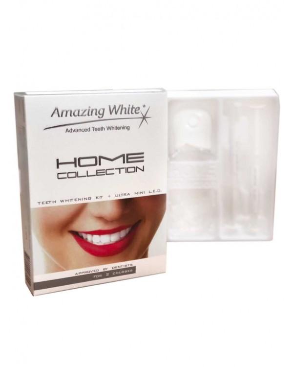 Amazing White Home Collection LED - домашнее отбеливание зубов