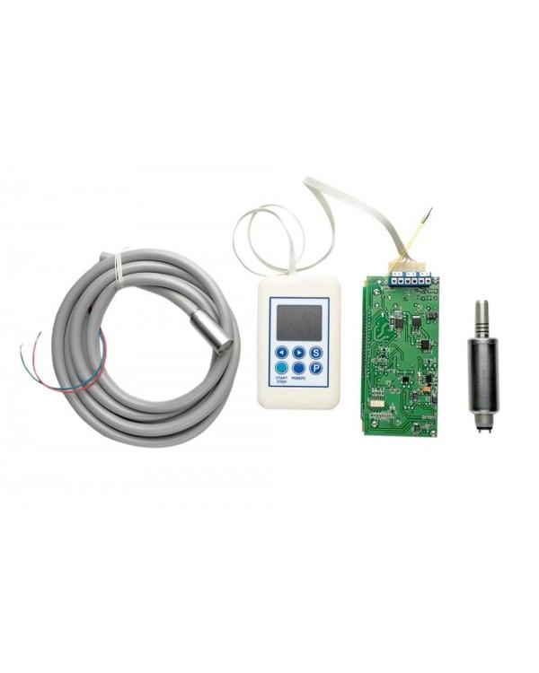 БЭУ-01Э 24В + ДП - встраиваемый блок управления с эндофункцией и щеточным микромотором на выбор
