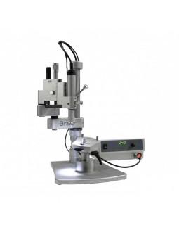 Bravo BRV - фрезерный станок с микромотором, вертикальная подача параллелометра