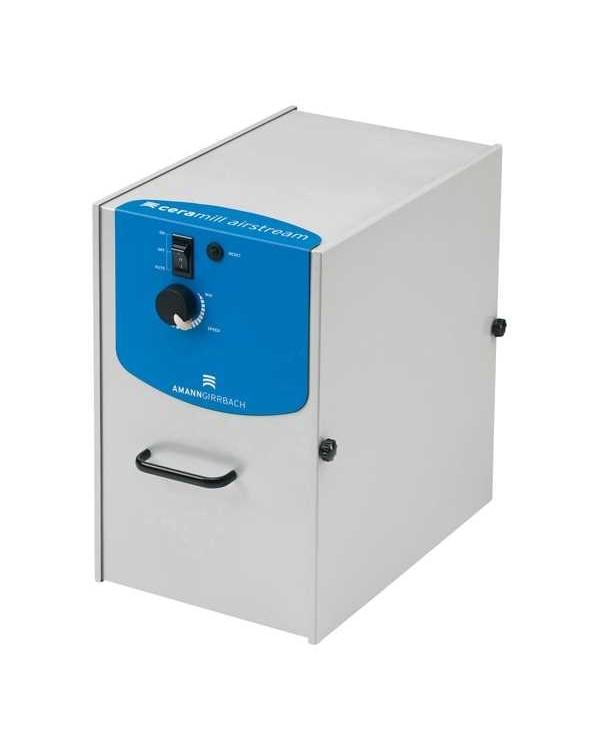 Ceramill Airstream - пылесос для фрезерной машины, встраиваемый в подставку под фрезер