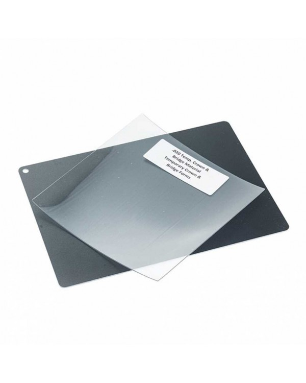 Crown&brige 020 - пластины для вакуумформера, 0,5 мм (25 шт.)
