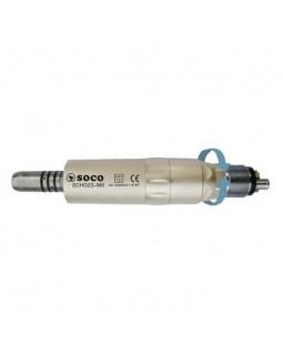 D23-M6 - воздушный микромотор с фиброоптикой и внутренней подачей воды, 6-ти канальный