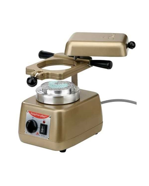 Easy-Vac Plus - вакууформер, быстрый нагрев, бесшумная вакуумная помпа, мощность всасывания 0,8 бар