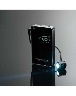 EOS 2.0 - светодиодный осветитель с карманным аккумулятором, 35000 люкс