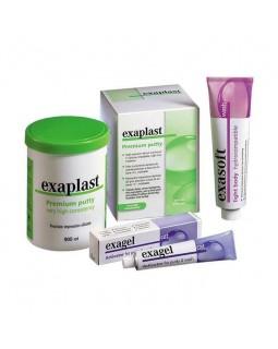 Exaplast - слепочный материал, C-силикон, набор