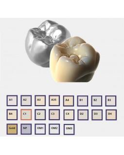 Exocad Trusmile - модуль для естественной визуализации