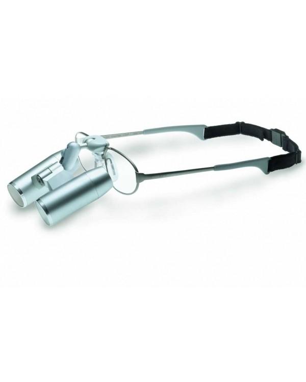 EyeMag Pro F - бинокулярные лупы на оправе, увеличение 3.2-5x