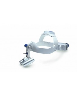 EyeMag Pro S - бинокулярные лупы на шлеме, увеличение 3.2-5x