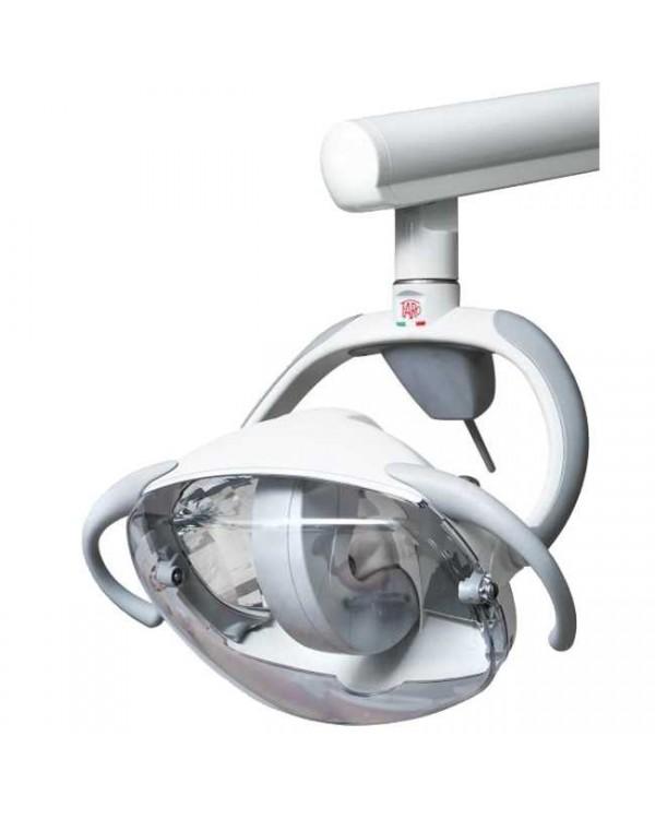 Faro EDI - галогеновый светильник для стоматологических установок, с нижней ручкой
