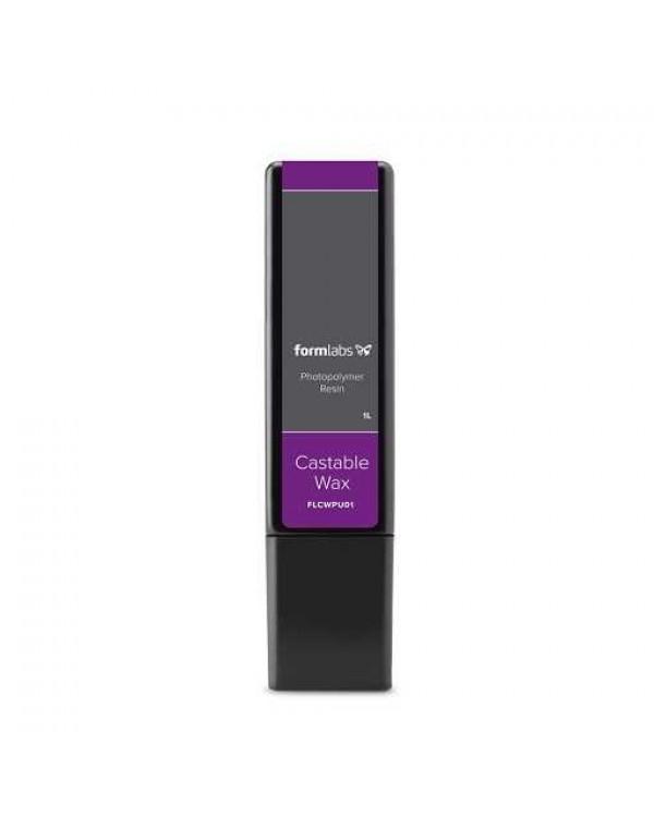 Formlabs Castable Wax Resin - фотополимер, картридж, 1л