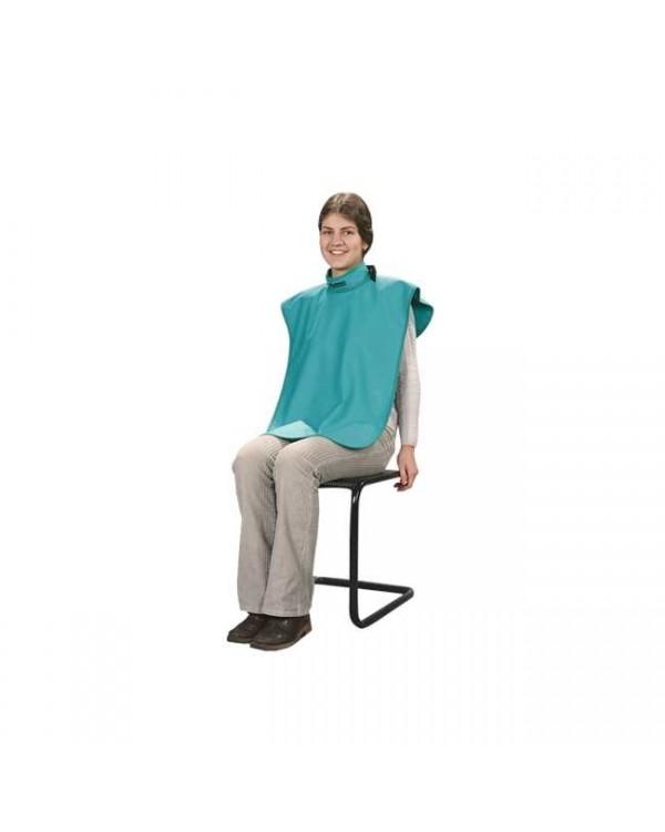 ФРЗС-«Р-К» Стойка - рентгенозащитный стоматологический фартук для прицельных снимков, со стойкой, для пациента