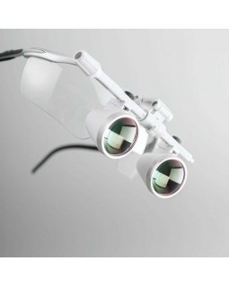 Heine HR 2,5x Set A - бинокулярные лупы с увеличением 2,5x и креплением на оправе