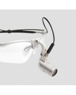 Heine LED MicroLight - налобный светодиодный осветитель с креплением на оправе