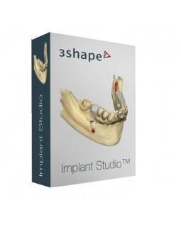 Implant Studio - программа для планирования имплантации и конструирования шаблонов