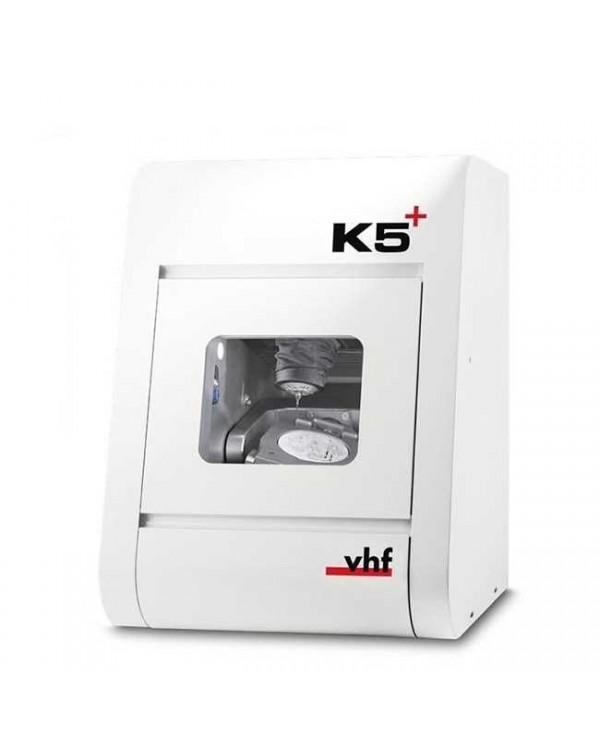 K5+ - 5-осная фрезерная машина для сухой обработки, с ионизатором и зажимом без инструмента, цифровое управление