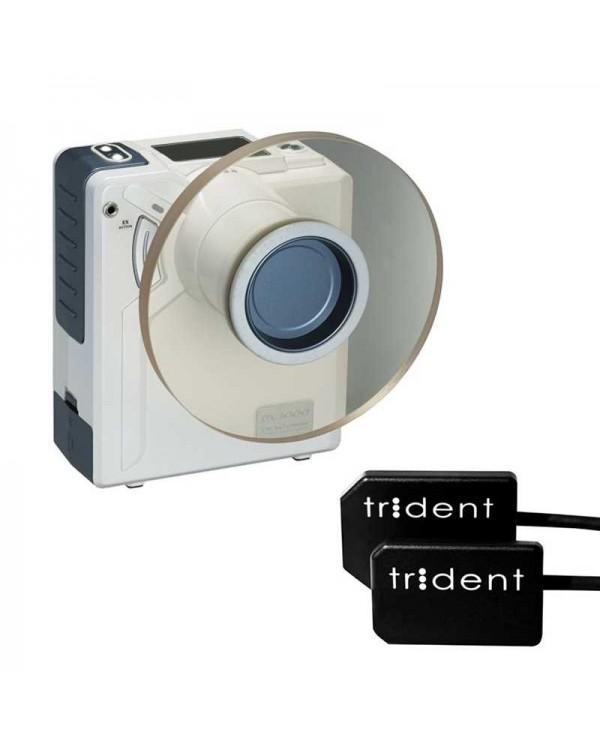 Комплект DX-3000 и Trident I-View - высокочастотный портативный дентальный рентген с визиографом