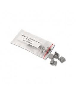 Набор зажимов для крепления ирригационных трубок к кабелю питания (10 шт.)