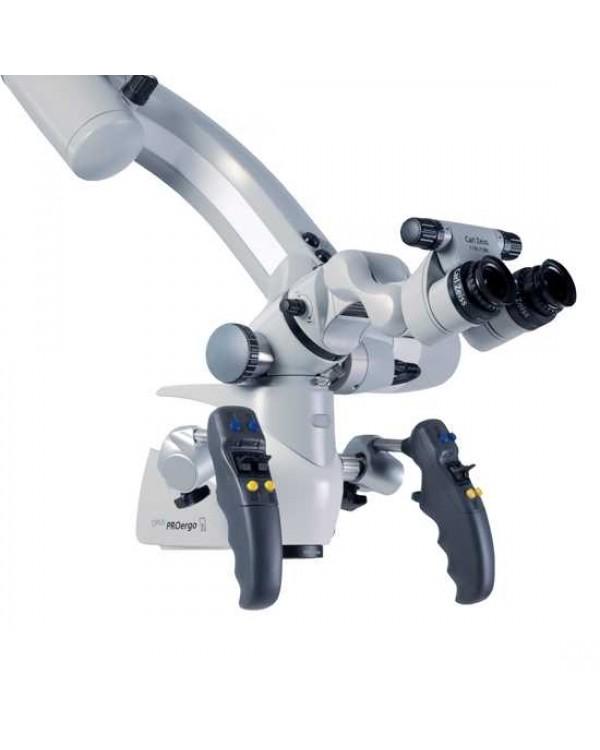 OPMI PROergo - моторизованный стоматологический микроскоп