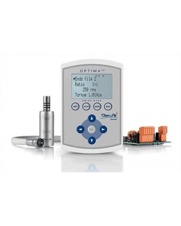 Optima MX2 INT - прибор управления с функцией эндодонтии для одного микромотора с трансформатором