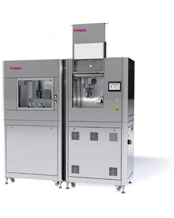 Organical 5XT Multi & Changer 20 - производственная установка для обработки всех фрезеруемых материалов