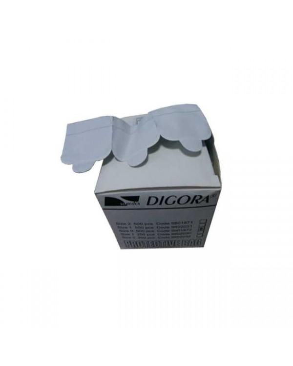 Пакеты для Digora FMX №0, 500 штук