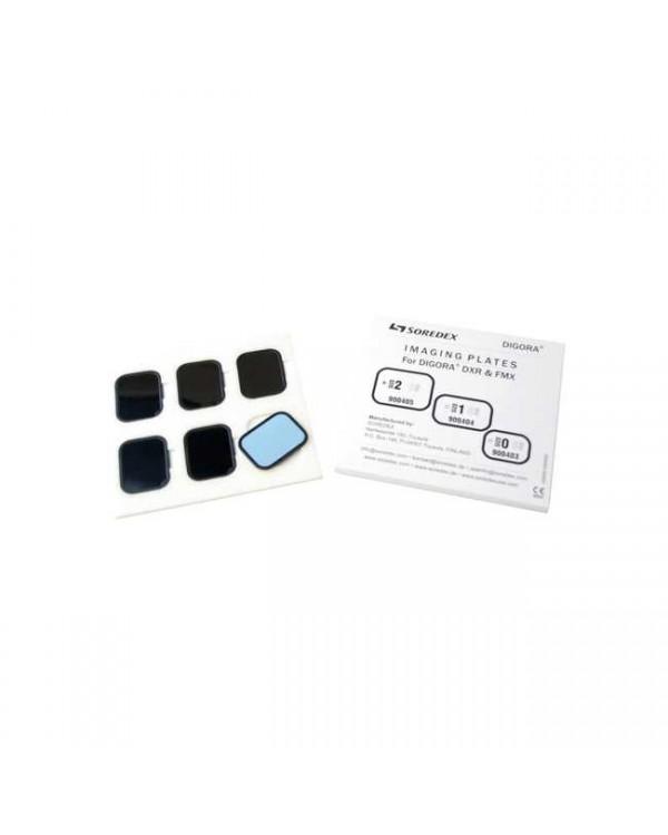 Пластины для Digora FMX №1, 6 штук