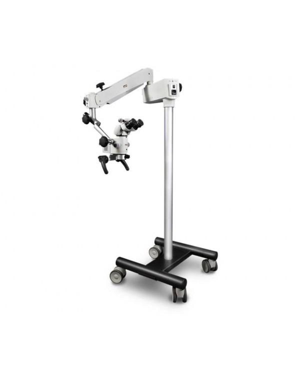 Прима Д - стоматологический операционный микроскоп с 5-ти ступенчатым увеличением и LED-подсветкой