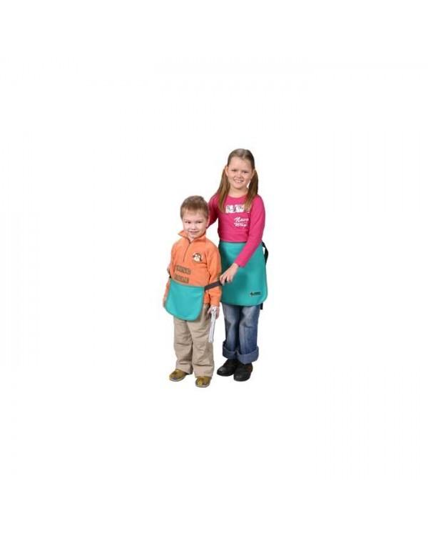 ПРЗГл-«Р-К» - передник рентгенозащитный для защиты гонад, детский