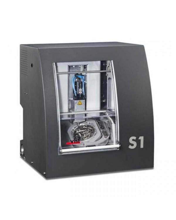 S1 Impression - 5-осная фрезерная машина для сухой и влажной фрезеровки