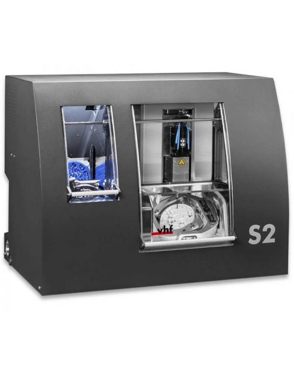 S2 - 5-осная фрезерная машина для сухой и влажной фрезеровки
