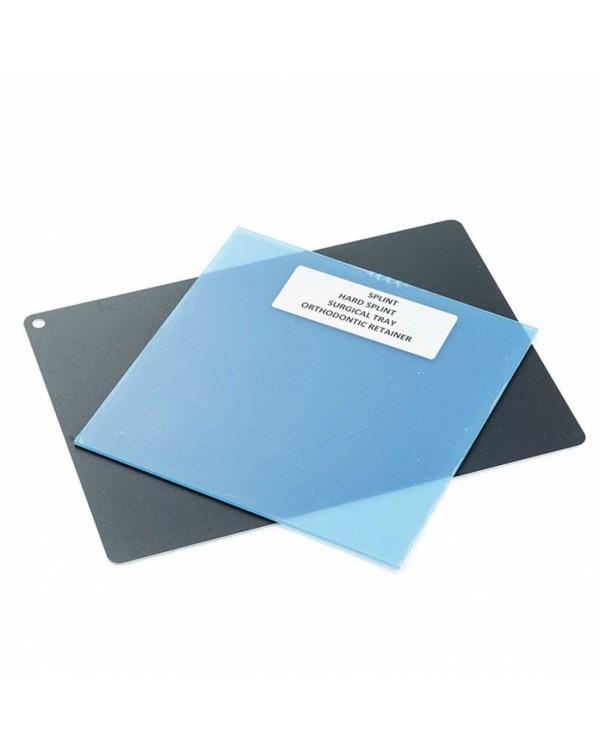 Splint Materials 020 - пластины для вакуумформера, 0,5 мм (25 шт.)