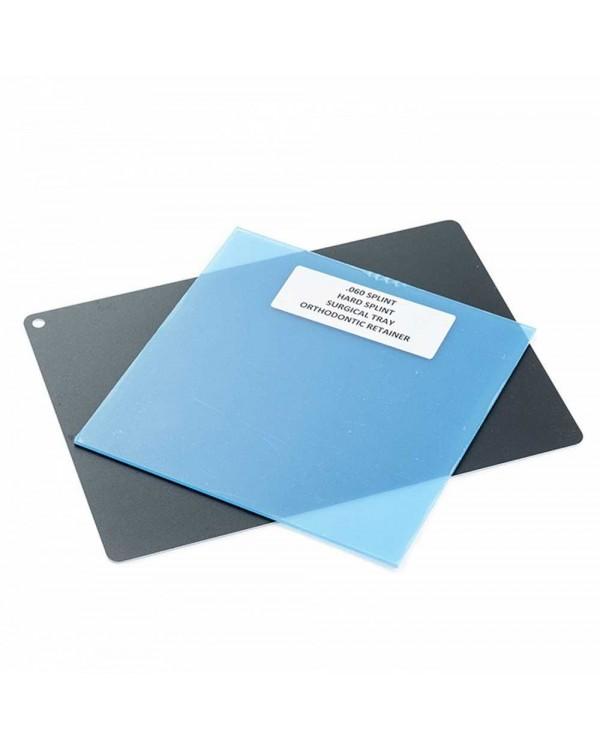 Splint Materials 060 - пластины для вакуумформера, 1,5 мм (25 шт.)