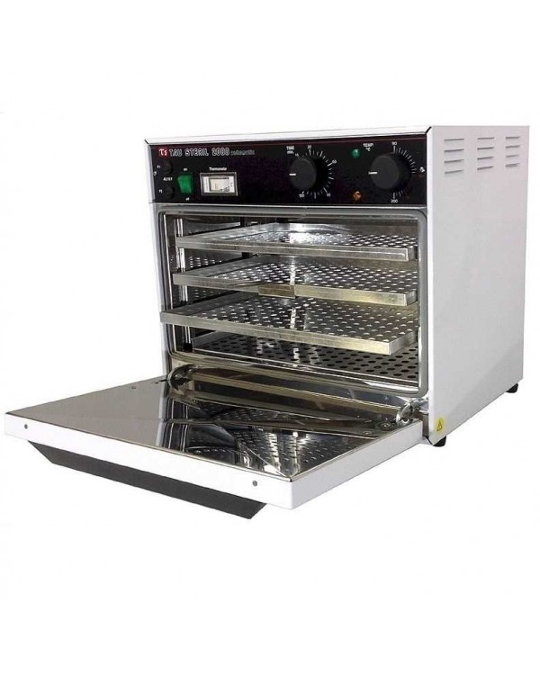 TAU-2000 - автоматический сухожаровой стерилизатор, 20 л